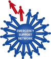 Emergency Support Network Mobile Logo