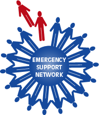 Emergency Support Network Mobile Retina Logo