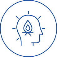 Icon Psychometric Assessment Services Blue