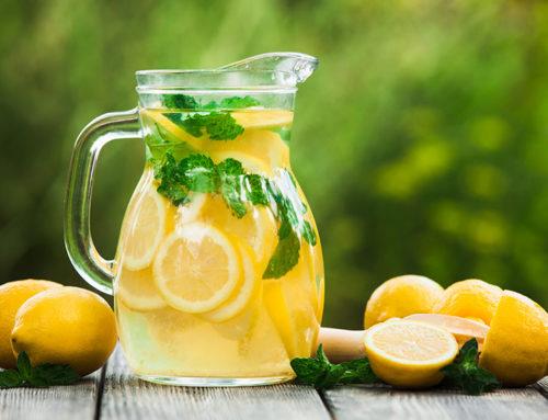 Turn Lemons into Lemonade – 'When life gives you lemons, make lemonade.'