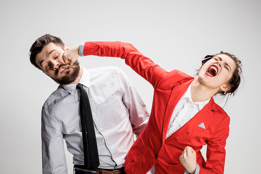 Workplace Conflicts Causing Tension
