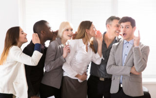 Curb the Negative Effects of Office Gossip