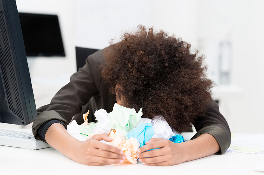 Are you Chronically Fatigued at Work?