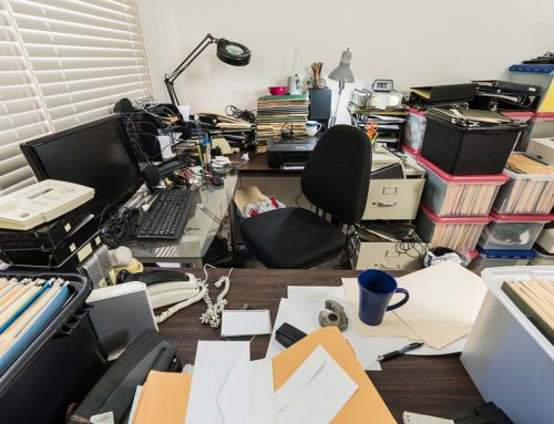 Is a Colleague Hoarding Behind the Scenes?