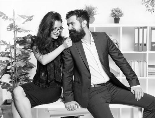 Are Office Romances Disrupting Work?